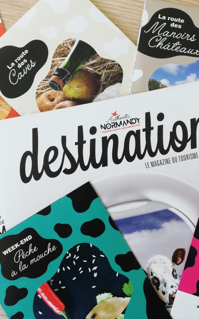 Brochures Et Plans Authentic Normandy