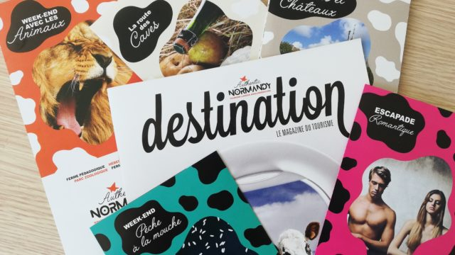 Brochures Et Plans Authentic Normandy
