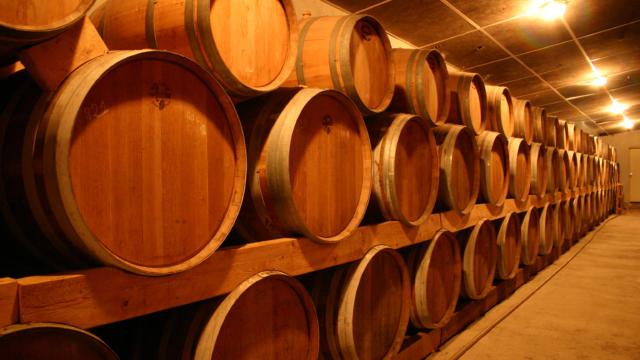 Caves Calvados Huet