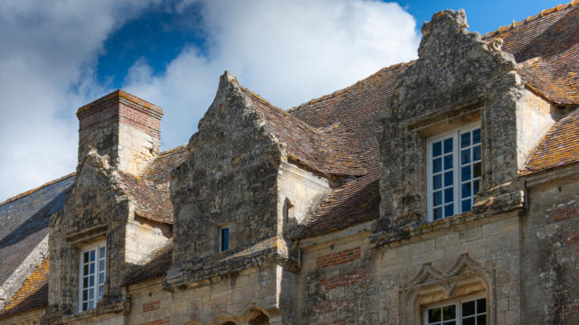 Chateau De Fervaques Le Kinnor (1)