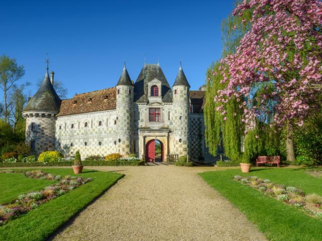 Château-Musée de Saint-Germain-de-Livet