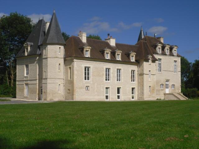 Chateau Du Breuil Mézidon Vallée D'auge