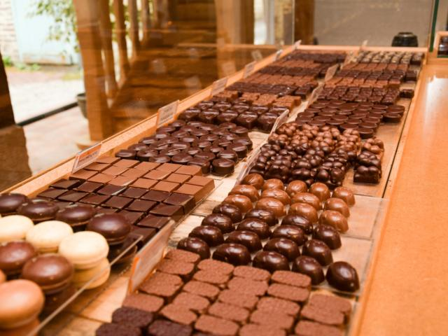 Chocolat Mérimée Lisieux