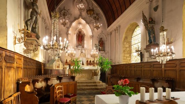Eglise Sainte Marguerite De Viette