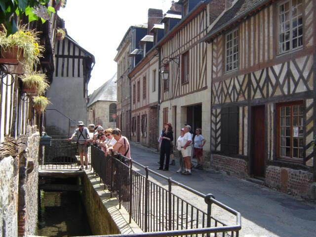 Orbec Rue Des Religieuses