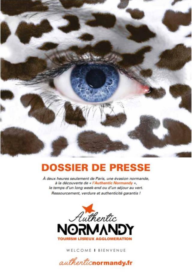 Authentic Normandy Dossier De Presse