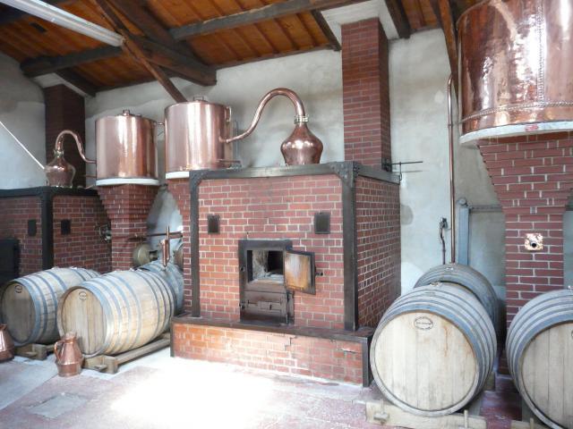 Distillerie Groult - Saint-Cyr-du-Ronceray