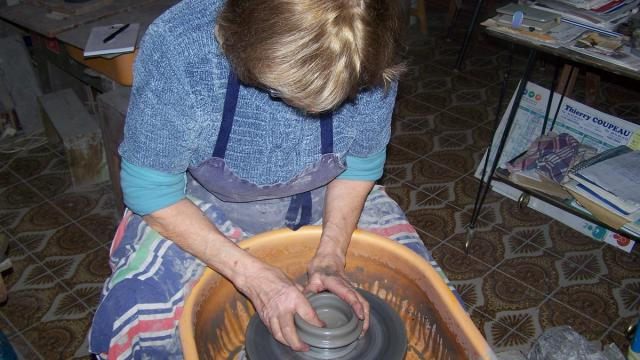 5 Atelier Françoise Dupuis Orbec Le Tour