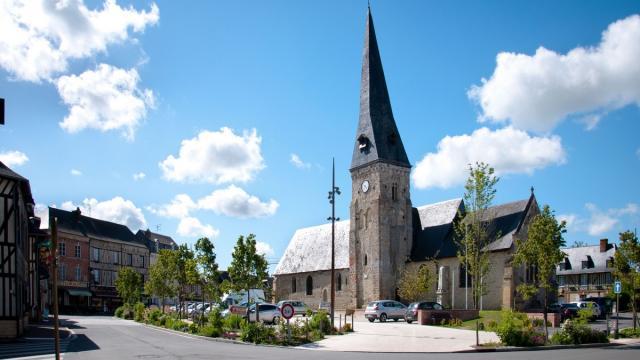 Bourg De Moyaux