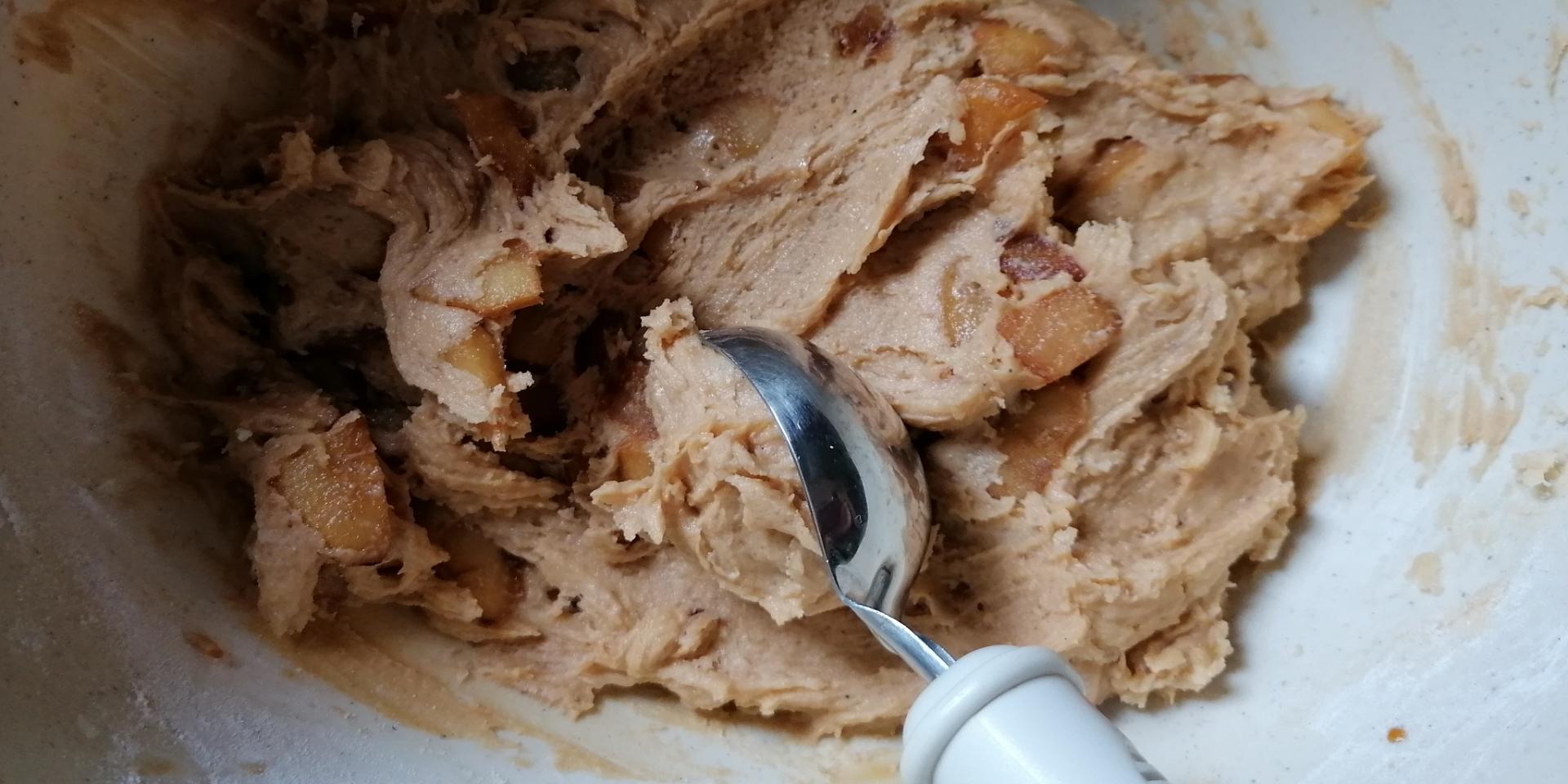 Cookies Aux Pommes Réaliser Des Boules De Pâte