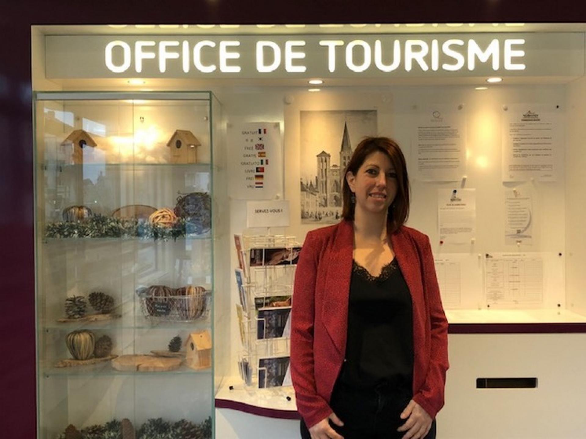 Mathilde Richer Responsable Qualite Tourisme Authentic Normandy